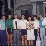 解放されたタイのリーダー達-1(1993年)