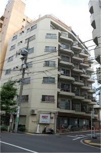 後藤氏が監禁されていたマンション