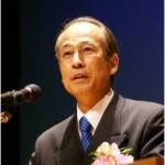 松波教育局長の講話