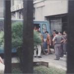 逮捕されるタイのリーダー達(1991年)