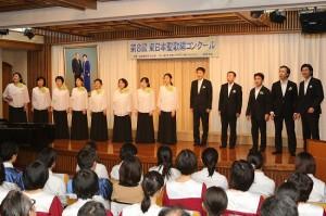 第1位 渋谷教会 渋谷グリーンハーモニー